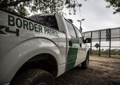 border patrol truck wide